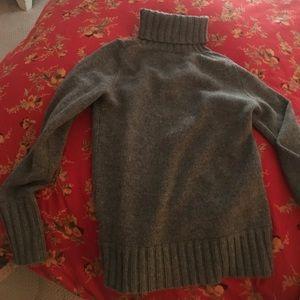 J Crew 100% Cashmere Sweater